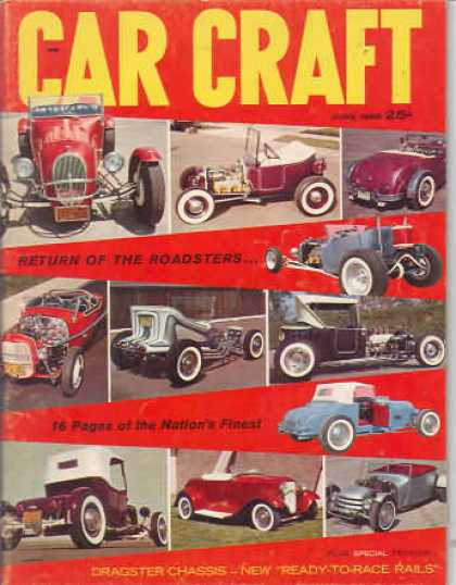 Car Craft - June 1960