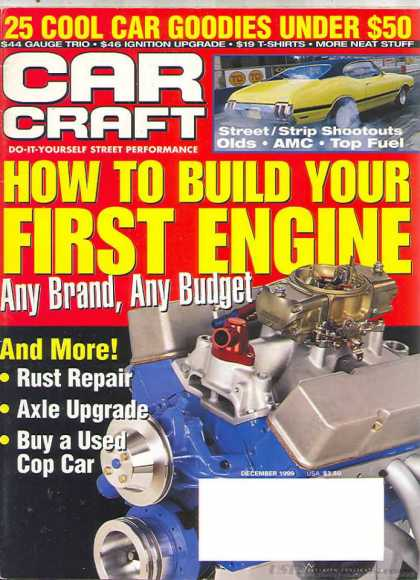 Car Craft - December 1999