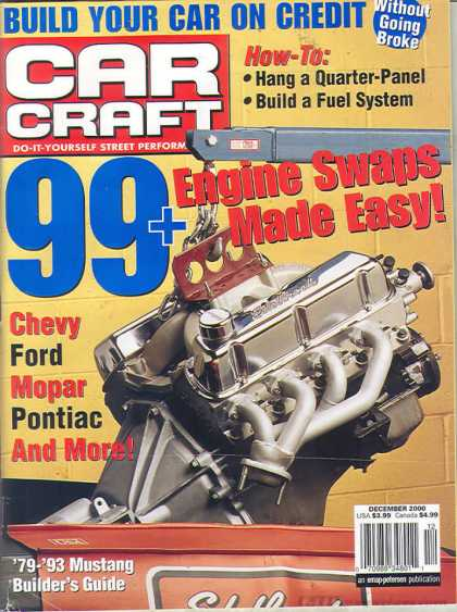 Car Craft - December 2000