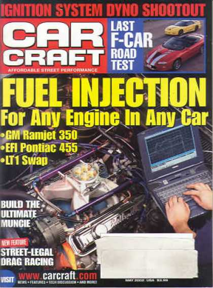 Car Craft - May 2002