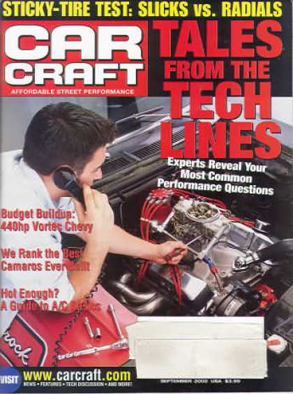 Car Craft - September 2002