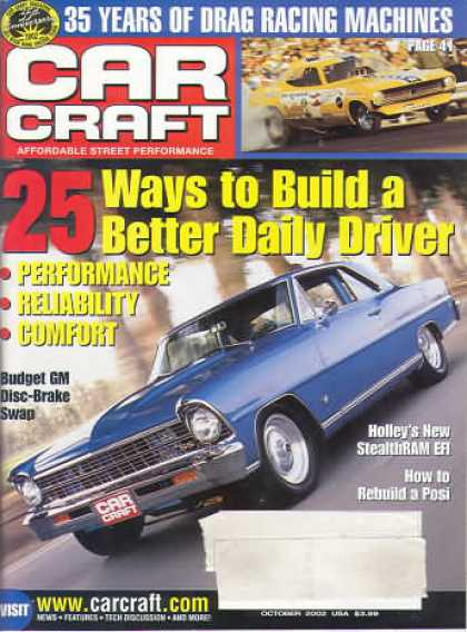 Car Craft - October 2002