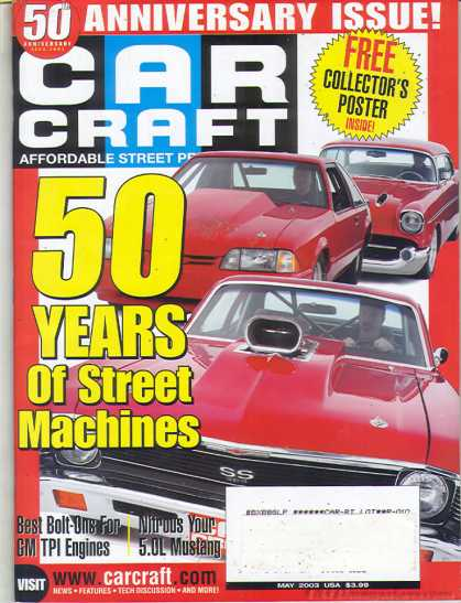 Car Craft - May 2003