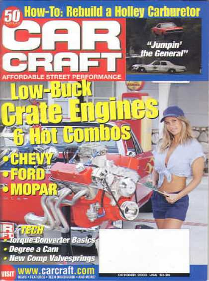 Car Craft - October 2003