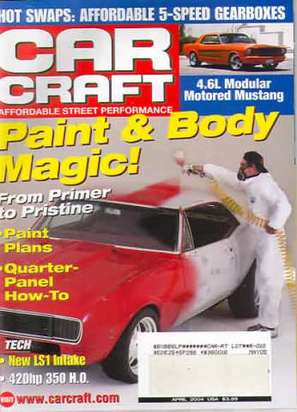 Car Craft - April 2004