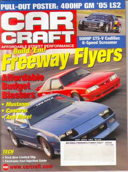 Car Craft - May 2004