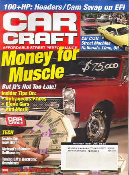 Car Craft - October 2004