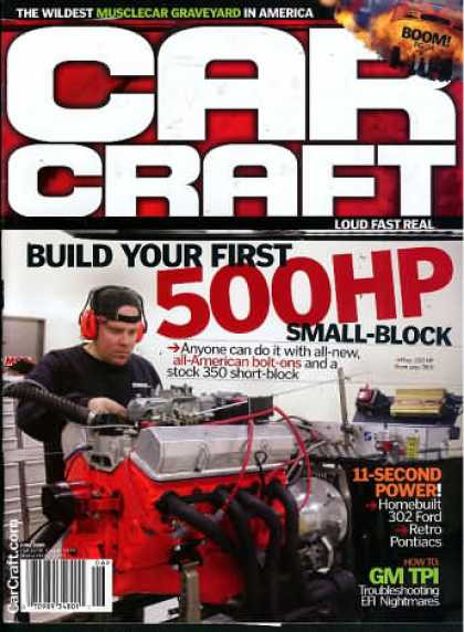 Car Craft - June 2005