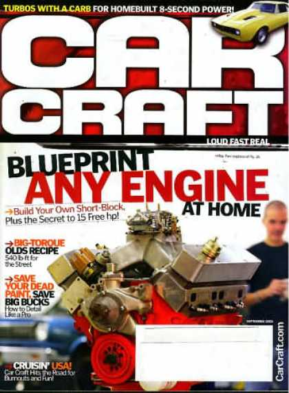 Car Craft - September 2005