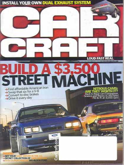 Car Craft - May 2006