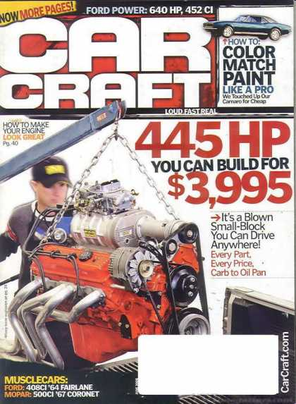 Car Craft - June 2006
