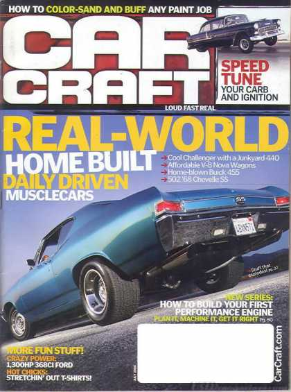 Car Craft - July 2006