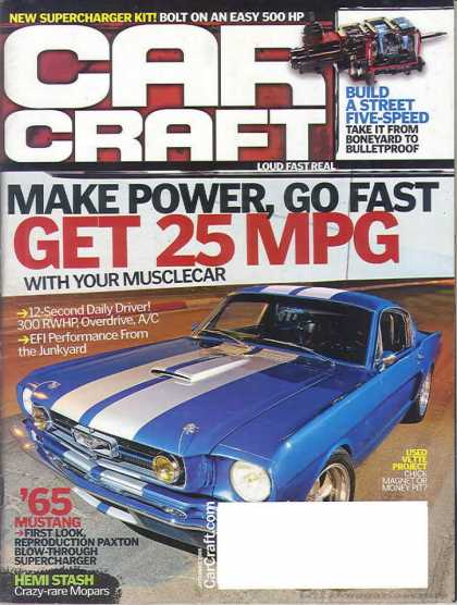 Car Craft - September 2006