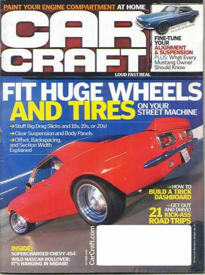 Car Craft - October 2006