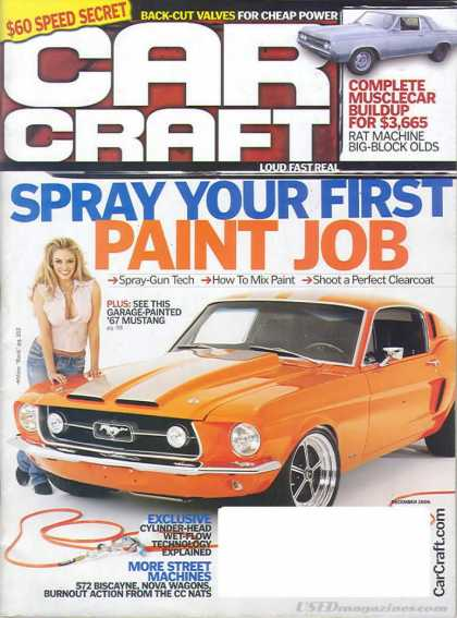 Car Craft - December 2006