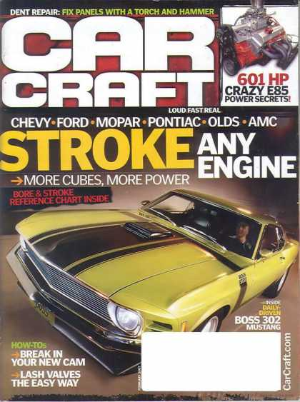 Car Craft - February 2007
