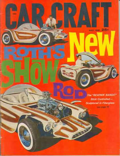 Car Craft - May 1961