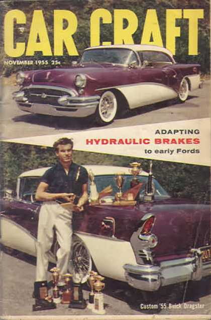 Car Craft - November 1955