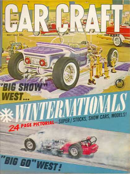Car Craft - May 1962