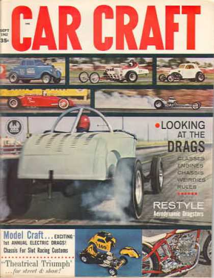 Car Craft - September 1962
