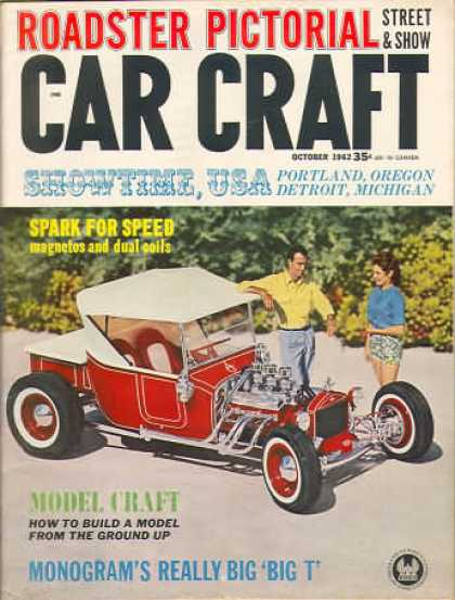 Car Craft - October 1962