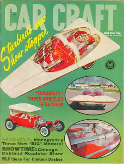 Car Craft - June 1963