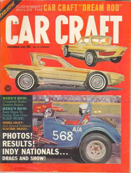 Car Craft - December 1963