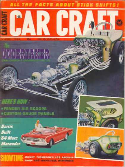 Car Craft - March 1964