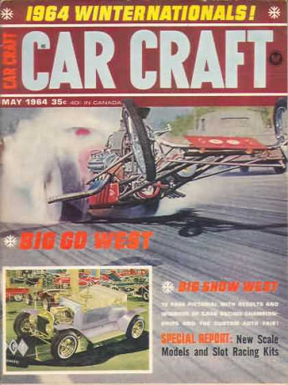 Car Craft - May 1964