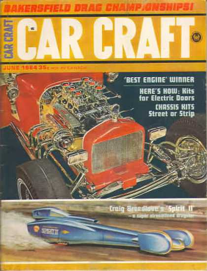 Car Craft - June 1964