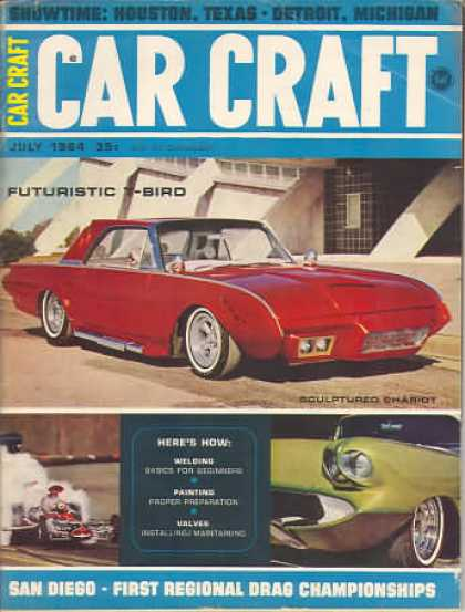 Car Craft - July 1964