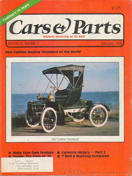 Cars & Parts - February 1978