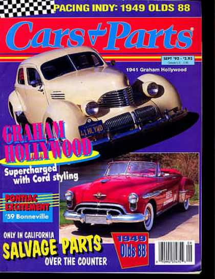 Cars & Parts - September 1993