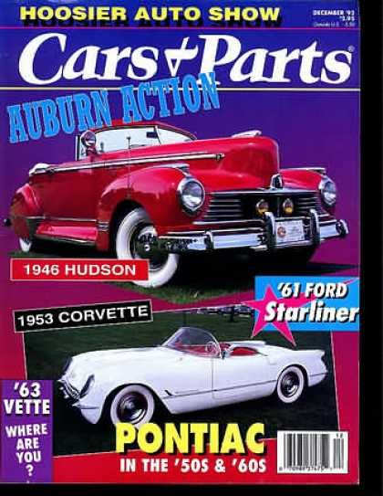 Cars & Parts - December 1993