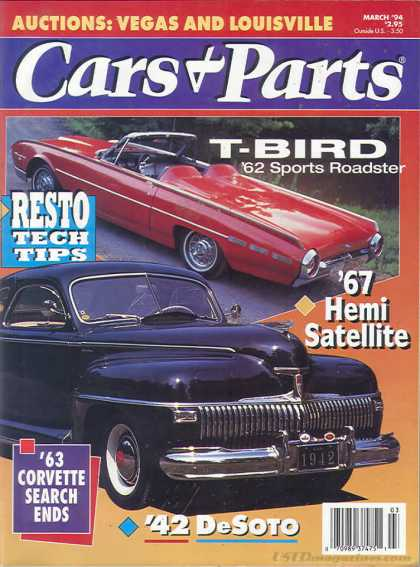 Cars & Parts - March 1994