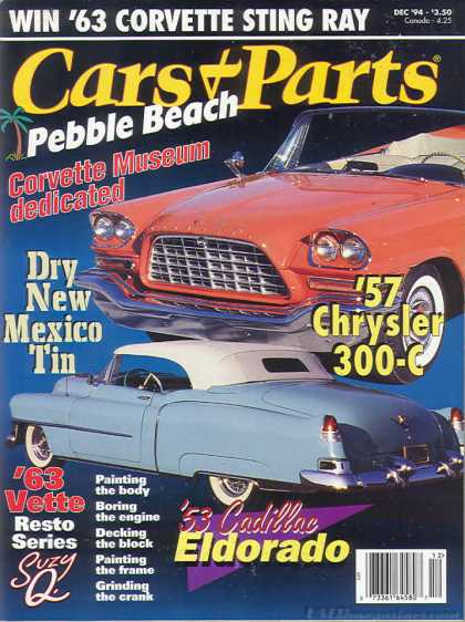 Cars & Parts - December 1994