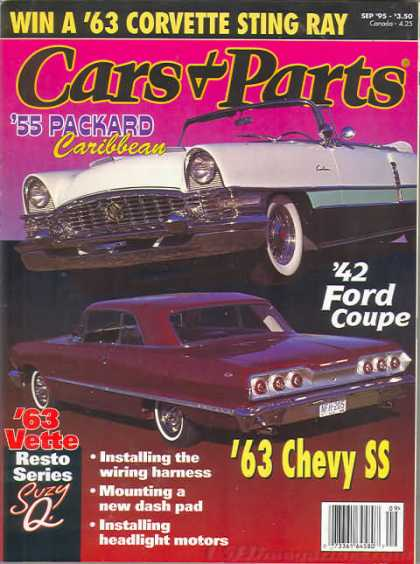 Cars & Parts - September 1995
