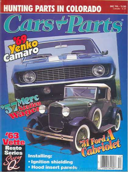 Cars & Parts - December 1995