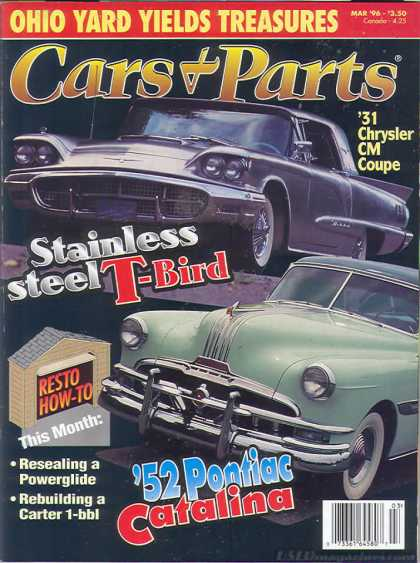 Cars & Parts - March 1996