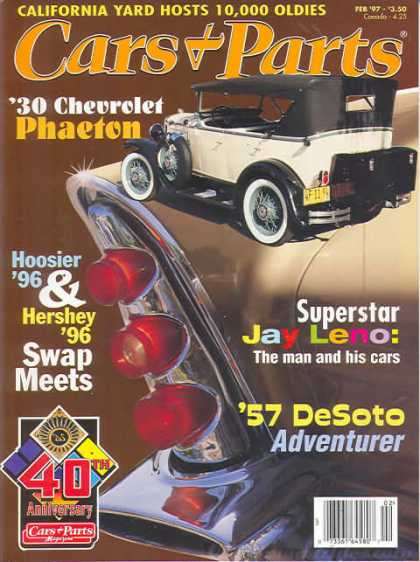 Cars & Parts - February 1997