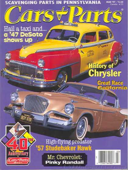 Cars & Parts - March 1997