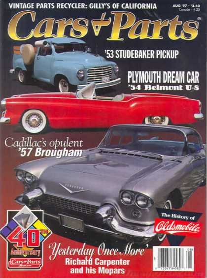 Cars & Parts - August 1997