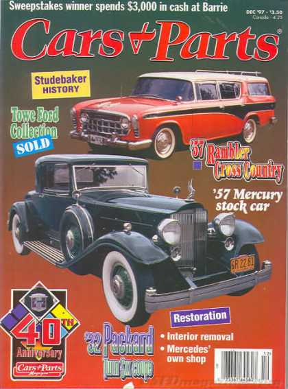 Cars & Parts - December 1997