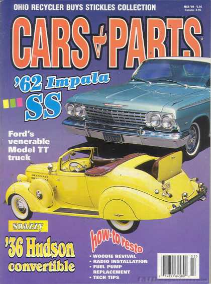 Cars & Parts - March 1999
