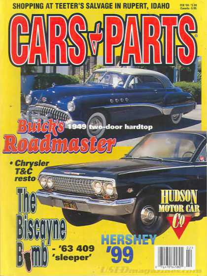 Cars & Parts - February 2000
