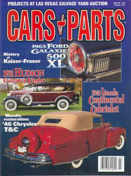 Cars & Parts - March 2000