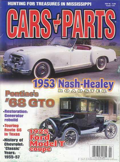 Cars & Parts - February 2001