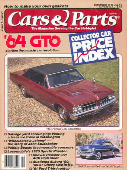 Cars & Parts - December 1990