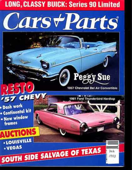 Cars & Parts - February 1993