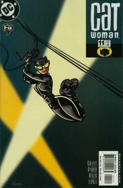 Catwoman (2001) 11